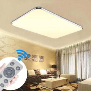 64W-LED-Ultraslim-Deckenleuchte-Badleuchte-Deckenlampe-Flurleuchte-Dimmbare-N