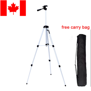 Universal-Aluminum-Portable-Tripod-Stand-Camera-Canon-Nikon-Olympus-Carry-Bag