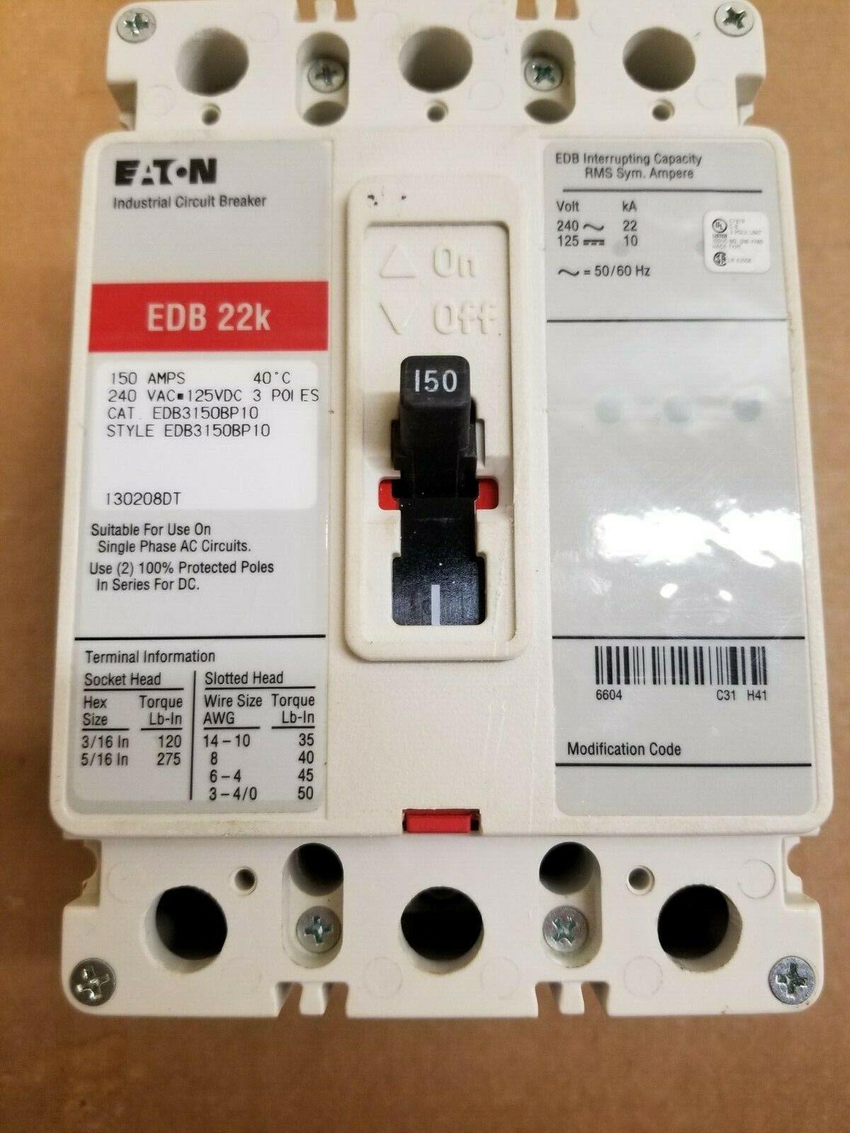 Eaton Chfafgf120 Plug