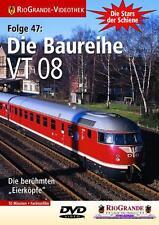 DVD Stars der Schiene 47 - Die Baureihe VT 08