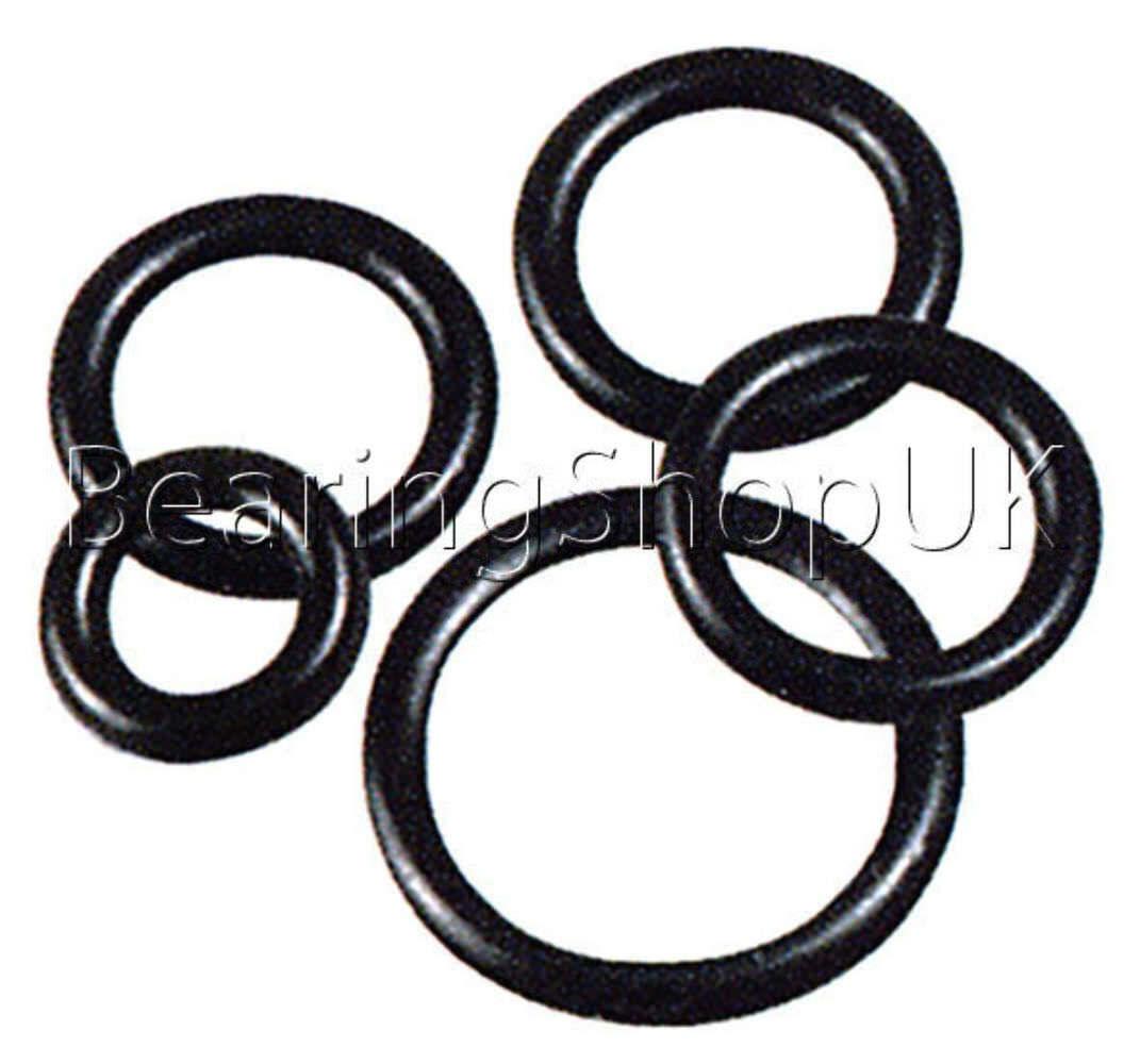 91 x 4 mm nitriles 70 O 'ring 'ring 'ring (1000x) a1346b