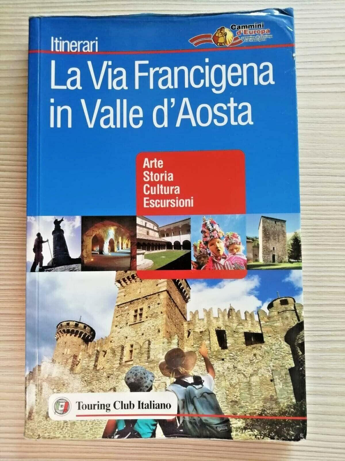 via francigena in valle d'aosta