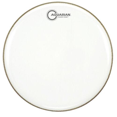 """Aquarian 12/"""" Classic Clear Drum Head CC12"""