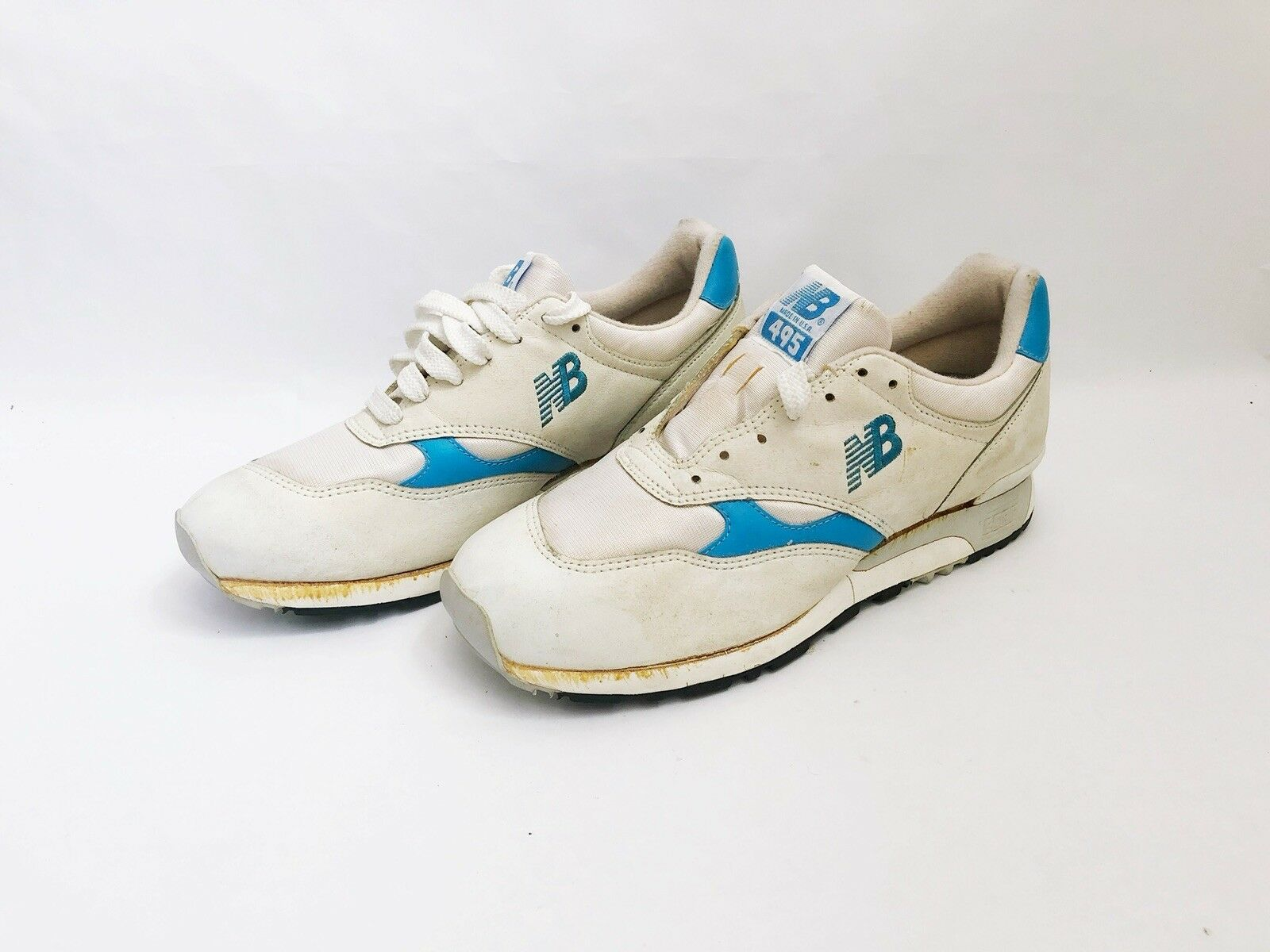 Vintage new balance shoes shoes shoes womens size 10 W495WB deadstock NOS 1990 made in USA 604f83
