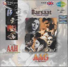 BARSAAT / AAH / AAG - 3 IN ONE BOLLYWOOD FILM CD SONGS - FREE UK POST