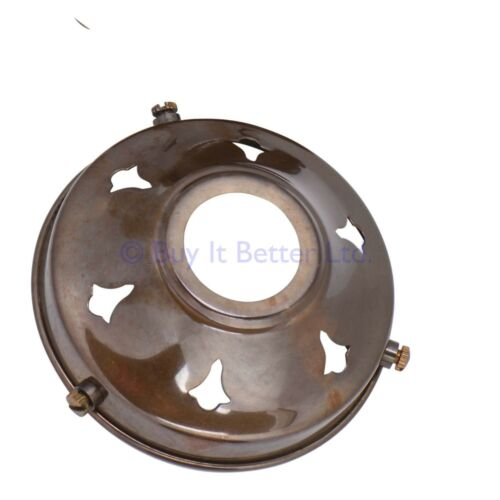 Glass Lamp Shade Gallery Fitting for B22 Shade Ring Bulb Holders Choice of Size