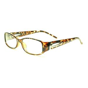 Designer Womens Lady Eyeglass Frames Rx-able Spectacles ...