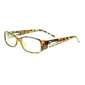 designer womens eyeglasses frames rx able spectacles black
