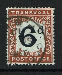 Transvaal-SG-D6-Used-Lot-111516