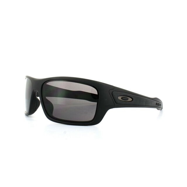 585850c0a4b Oakley Sunglasses Turbine XS Youth Fit OJ9003-01 Matt Black Warm Grey