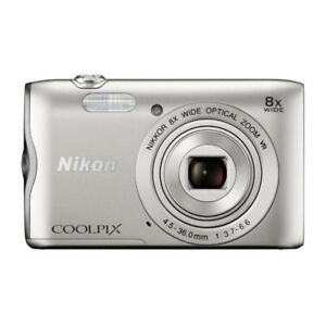 Nikon-Coolpix-A300-20-1mp-2-7-034-Digital-Camera-Brand-New-Agsbeagle