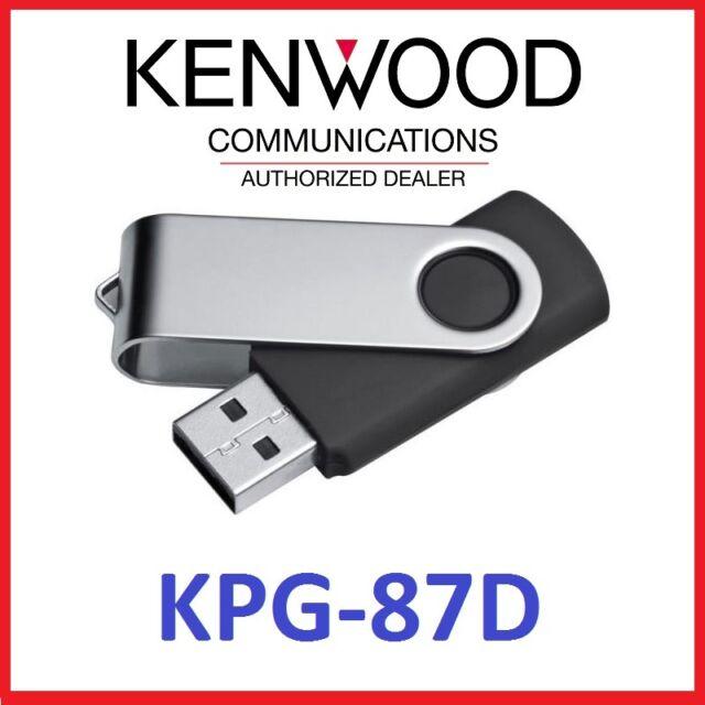 Kenwood KPG-87D v. 2.33 Enginner software