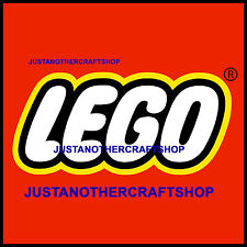 Lego Logo Poster 19.5cm x 19.5cm Fantastic Quality Shop Display Sign Advert
