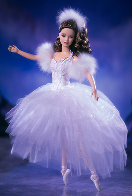 Swan Lake Ballerina Collector Barbie