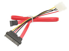 "SATA Internal Power & Data Combo Cable - 12"" (30cm) - MC12DP"
