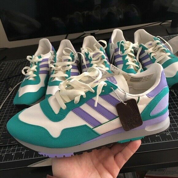 Size 11.5 - adidas Lowertree Spezial Aero Reef 2018