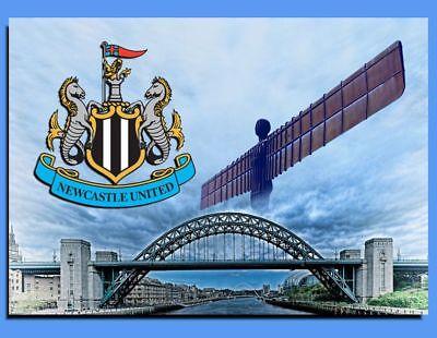Ready To Hang Box Canvas Various Sizes Tyne Bridge Newcastle Upon Tyne