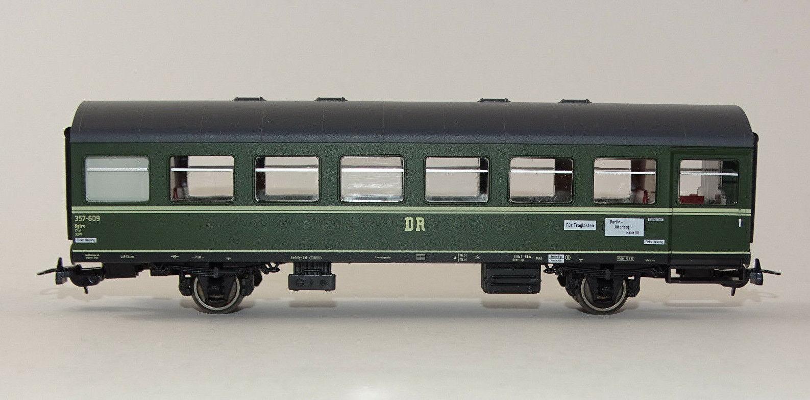 Piko 53084 personenwagen reko durchgangswagen bgtre dr. ep.iii 357-609 neu