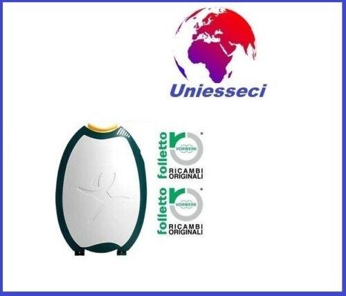 Sportello Unità Filtro Folletto VK140 BEST PRICE ORIGINALE Vorwerk