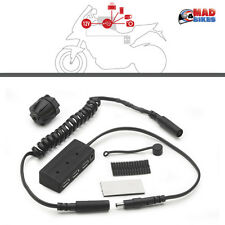 Givi/Kappa S111 3 X USB Power Hub Kit, Electrical Feed to Motorcycle tank bags