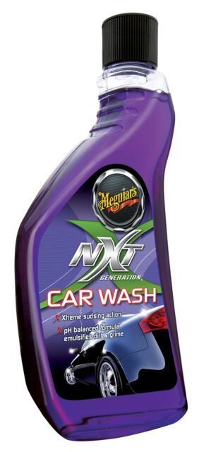 Meguiars NXT Generation Car Wash Shampoo 532ml NEW sealed Master Stockist G12619