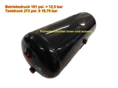 Druckluftkessel 40L 246x900 Druckluftbehälter Drucklufttank Luftkessel L4952
