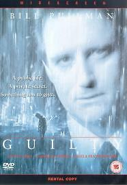 1 of 1 - The Guilty (DVD, 2003)
