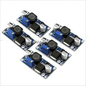5-pcs-DC-DC-LM2596-Power-Supply-Step-Down-Adjustable-Converter-Module1-5V-33V