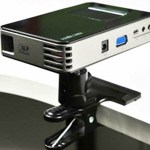 Studio Tripod Camera Clamp Flash Reflector Holder Mount Support Clip Tool N7