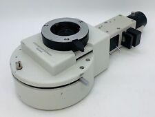 Leitz 1x Ploemopak Fluorescence Illuminator Illumination Attachment Microscope