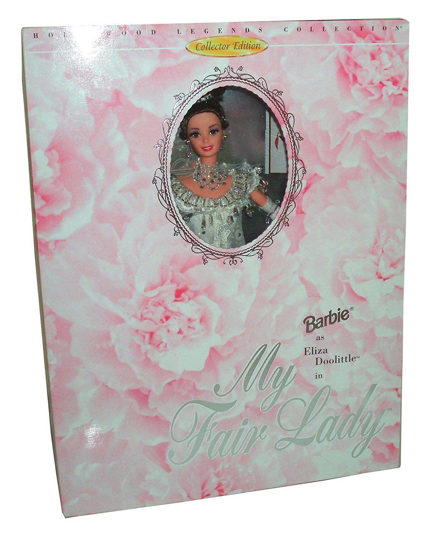 BARBIE® DOLL DA COLLEZIONE ELIZA MY FAIR LADY 1996 15500 MATTEL NUOVO