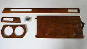Original-Genuine-Classic-Austin-Allegro-Walnut-dashboard-kit-LHD-NOS-Rokee-facia