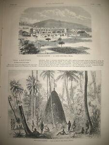 1696-NOUVELLE-CALEDONIE-EXPOSITION-MARITIME-CAVALERIE-SAUMUR-L-039-ILLUSTRATION-1875