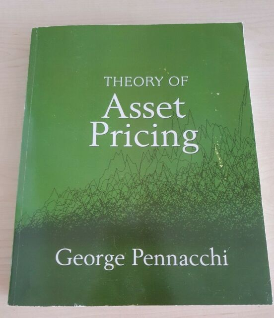 Theory OF Asset Pricing von George Pennacchi , gebraucht