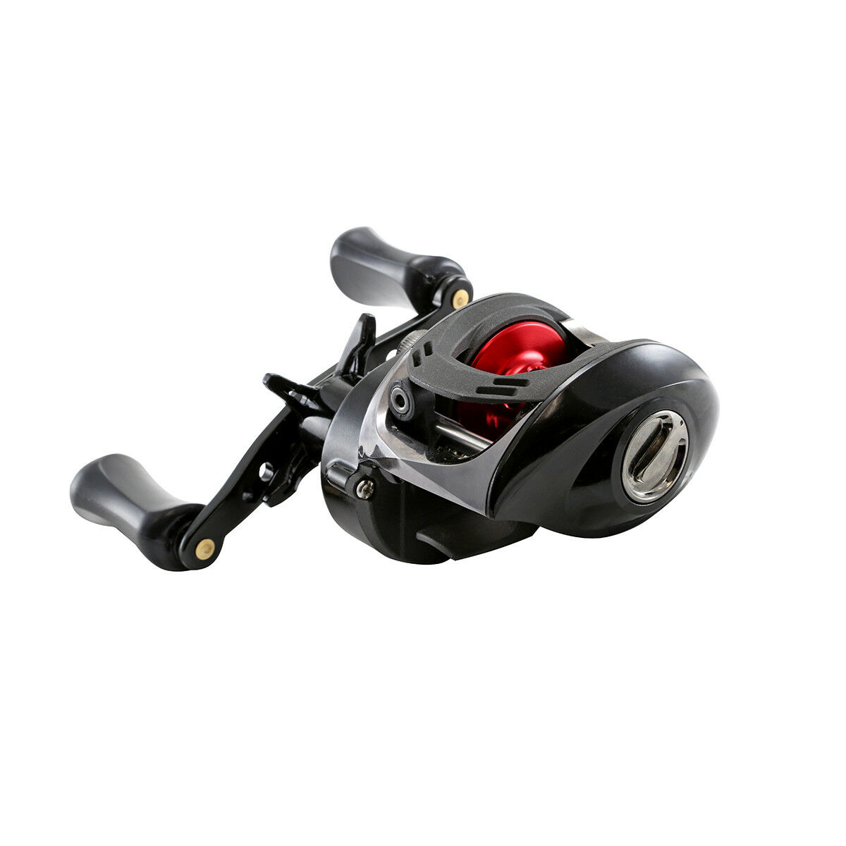Okuma C-266WLX Ceymar Low Profile Baitcaster Reel LEFT HAND Carp Fishing - 54295