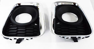 Genuine-Holden-New-Fog-Lamp-Cover-Set-of-2-suits-Series-2-VE-SV6-amp-SS-Commodore