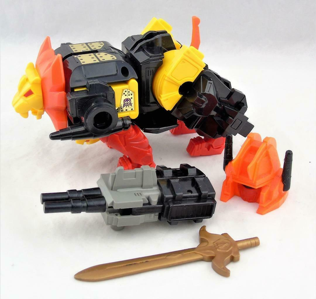 Transformers Original G1 1986 Protacon Razorclaw Complete for Protaking