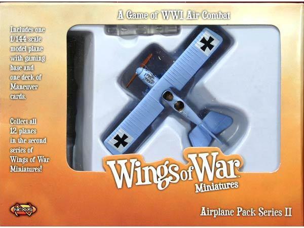 Lfg Role C.II (Von Richtofen) - Wings Of War - Serie 2 - Spedizione Primo