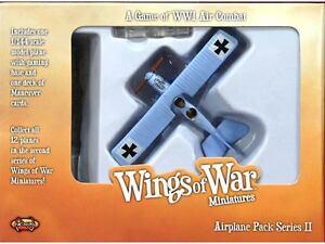 Lfg Roland C. Ii (von Richtofen) - Wings Of War Série 2 Envoyé Première