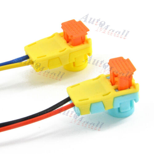 2pcs Airbag Clock Spring Plug Connector for 2015 2016 2017 2018 2019 Ford Focus