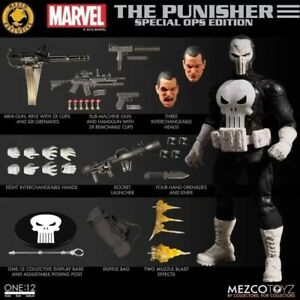 Mezco-Punisher-Special-Ops-Edition-Exclusive-Figure-Free-Shipping-Spec-SDCC-BNIB