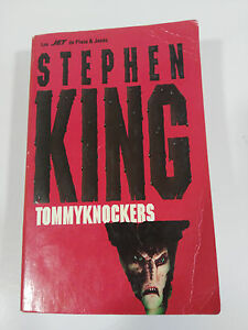 STEPHEN KING TOMMYKNOCKERS LIBRO PLAZA & JANES COLECCION JET 963 PAGS 1996