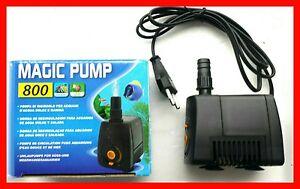 Pumps (water) Pet Supplies Envio Gratis Bomba Acuario Magic Pump 800