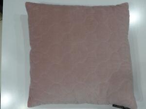 Details zu Kissen 50x50 cm - Leraine Pillow Antic Rose - LifeSTYLE Home  Collection Samt
