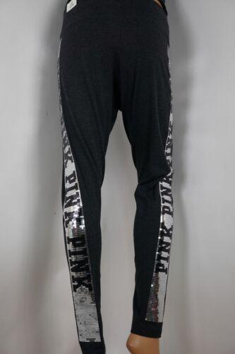 Pantalon legging rose Argent de de plat Silver Charcoal Victoria's yoga nrHqrW6