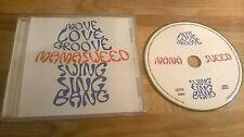 CD Rock Mamasweed - Move Love Groove Swing Sing Bang (3 Song) MAMASWEED MUSIC jc