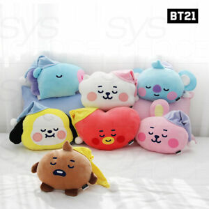 BTS BT21 Official Authentic Goods Face Cushion Dream of Baby Ver 30cm + Tracking