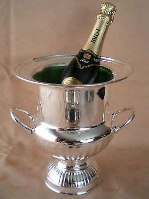 Sektkübel 26cm Hoch & Ø 22cm Die Nieren NäHren Und Rheuma Lindern Champagne Cooler Gutherzig Eleganter Jugendstil Sektkühler