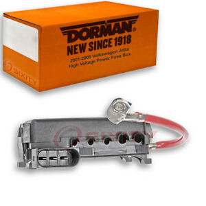 dorman high voltage power fuse box for volkswagen jetta. Black Bedroom Furniture Sets. Home Design Ideas