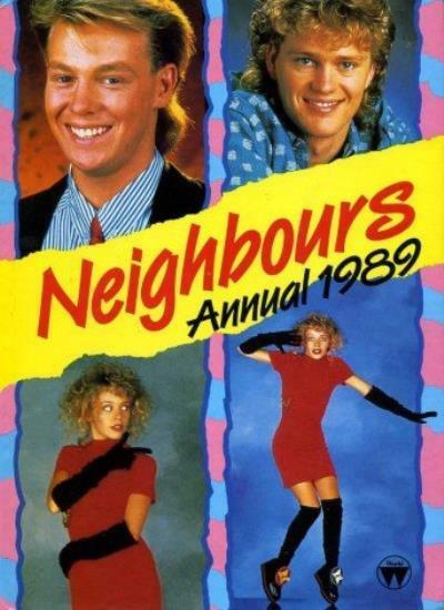 Neighbours Annual 1989 By Brenda Apsley